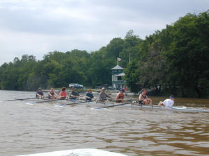 2003 Parents Fun Row